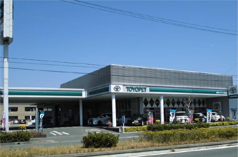 静岡トヨペット浜松志都呂店