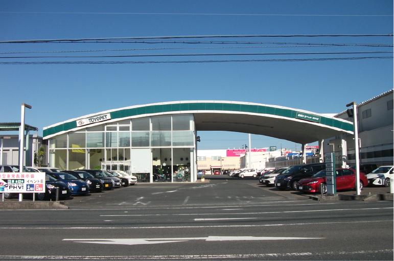 静岡トヨペット袋井店