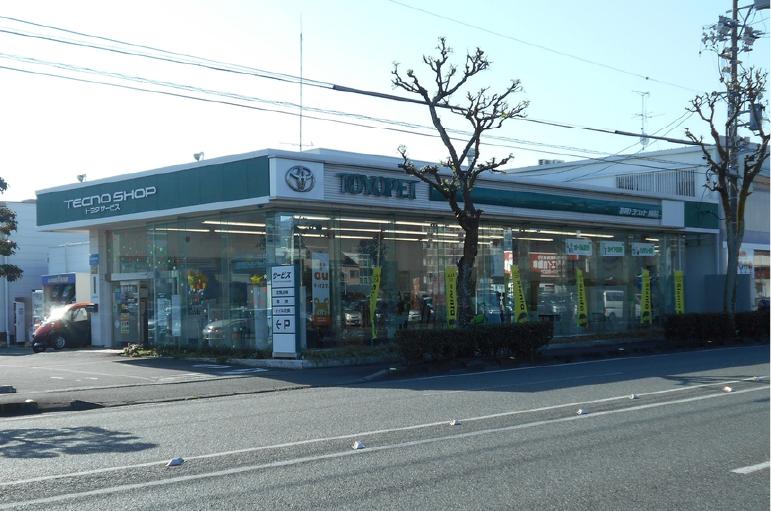 静岡トヨペット静岡南店