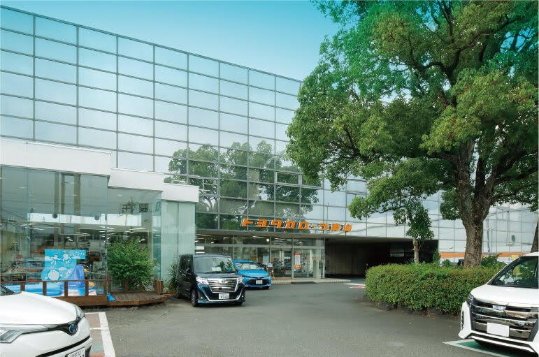 カローラ東海静岡店