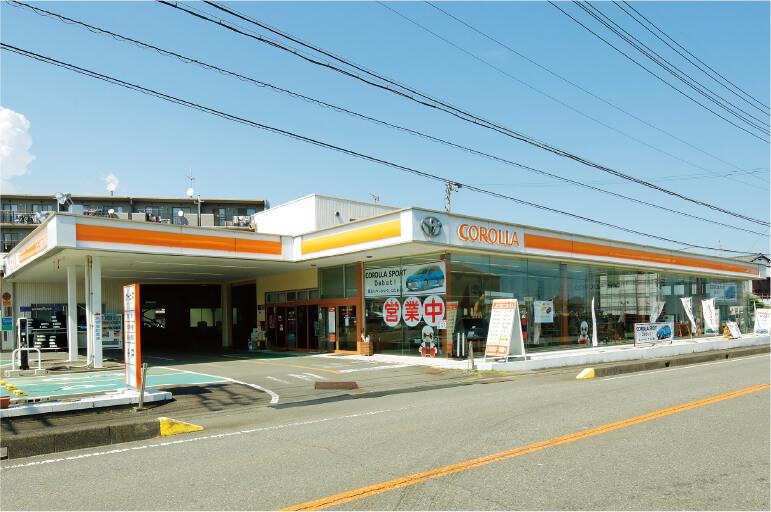 カローラ東海島田店