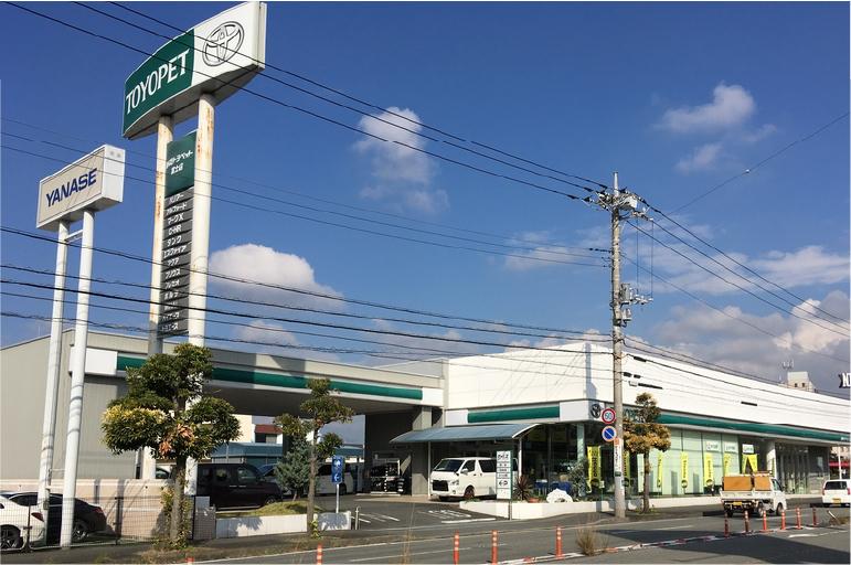 静岡トヨペット富士店